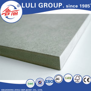 Waterproof MDF / Green Core Melamine MDF with Cheap Price pictures & photos