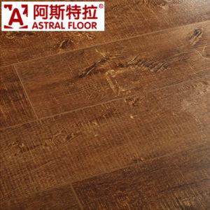 12mm Waterproof Teak Wood Flooring Laminate Flooring (AS89985) pictures & photos
