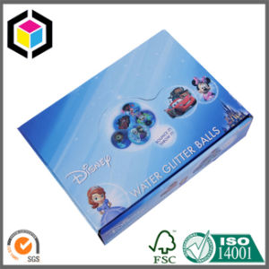 Full Color Print Collapsible Corrugated Paper Carton Shipping Box pictures & photos