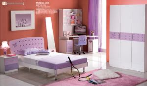 MDF Children Bedroom Furniture (809)