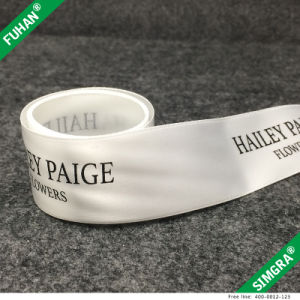 Single/Double Face Decoration Satin Ribbon pictures & photos