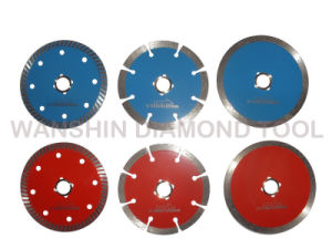 Small Diamond Saw Blades for General Purpose pictures & photos