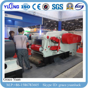 Ce Wood Logs or Branch Wood Chips Making Machine pictures & photos