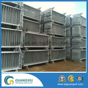 Customized Coated Crowd Control Road Barrier in Warning Area pictures & photos