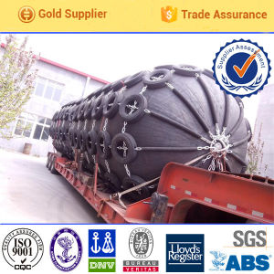 BV and SGS Certified Boat Rubber Floating Fender pictures & photos