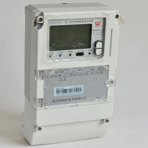 Three-Phase Charge-Controlled Intellective Energy Meter pictures & photos