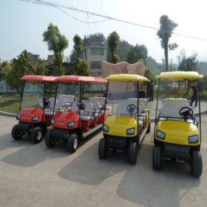 6 Seat Sightseeing Electric Car (JD-GE503A) pictures & photos