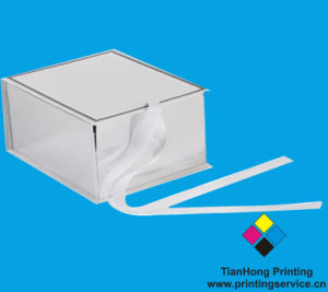 Paper Cardboard Box with Custom Logo (OEM-BX008) pictures & photos