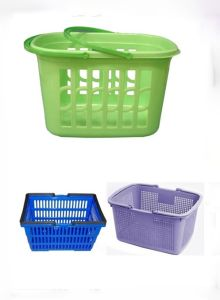 Plastic Basket Mould (NGA11) pictures & photos