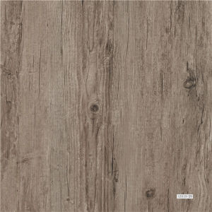 Wear-Resistance Anti-Slippery Grey Color Vinyl Plank Flooring 5mm pictures & photos