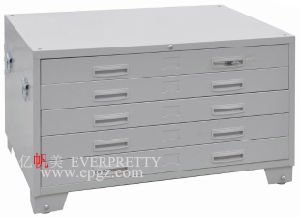 Hard-Wearing Library Metal Paper Cabinet Furniture for School pictures & photos