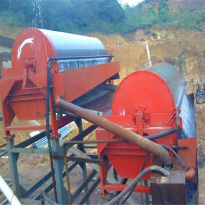 Iron Ore Separation Use Permanent Wet Dry Magnetic Separator pictures & photos