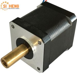 NEMA17 24V Hollow Shaft Motor for CNC Router