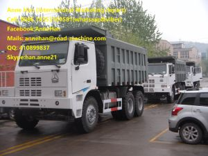 Sinotruk Underground Mining Dump Trucks 70 Tons Special Design for Mine Work Condition 10tires of Arm Green 371HP pictures & photos