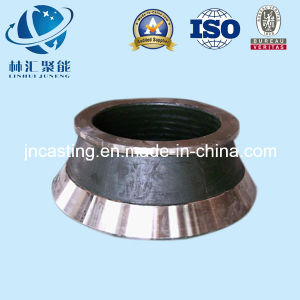 Spare Part for Stone Crusher/ Concave and Mantle