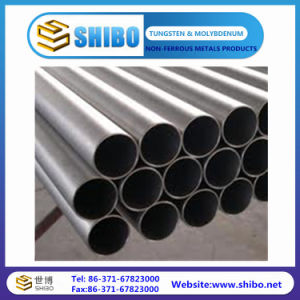 Good Quality of Pure Molybdenum Tubes with Small Thickness pictures & photos