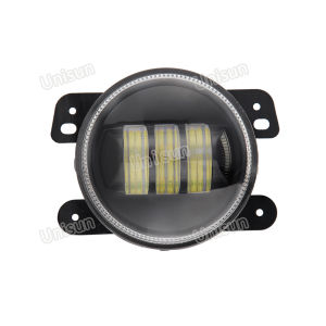 New 12V/24V 4inch 30W LED Fog Light, Motorcycle Headlight pictures & photos