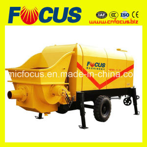 Electric and Diesel Small Trailer Concrete Pump pictures & photos