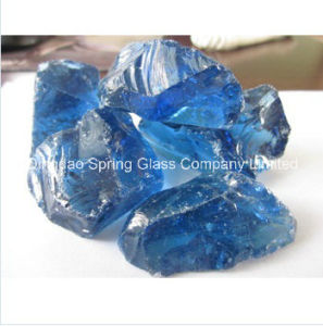 China Alibaba Large Glass Rocks Hot Sale pictures & photos