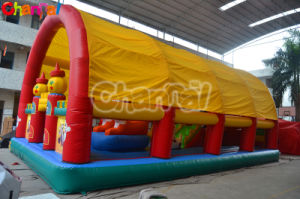 Kids Inflatable Obstacle/Kids Inflatable Fun City Chob328 pictures & photos
