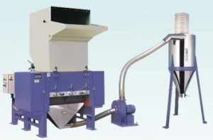 Crusher with Blower and Silo (SPC) pictures & photos