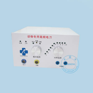 Veterinary High Frequency Electrosurgical Unit (EU-300S) pictures & photos