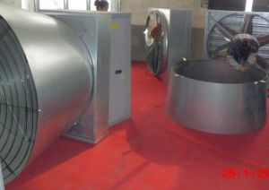 Galvanized Steel Frame Cone Fan pictures & photos