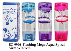 Funny Flashing Mega Aqua Spiral Toy pictures & photos
