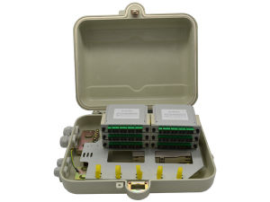 Outdoor SMC 32 Fibers Optical Cable Distribution Box pictures & photos
