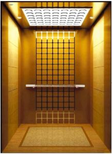 AC Vvvf Gearless Drive Passenger Elevator Without Machine Room (RLS-221) pictures & photos