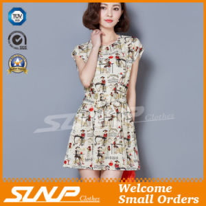 2016 Fashion Design Summer Wear Fashionable Dress