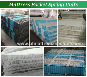 Bedroom Furniture Mattress Pocket Spring pictures & photos