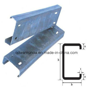 U Profile Steel Channel Steel Channel Steel with Galvanizing pictures & photos