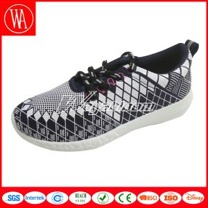 Spring/Autumn Lace-up Women Casual Sport Shoes pictures & photos