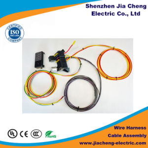Hot Selling Molex Connector Wiring Harness Lvds Cable pictures & photos