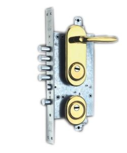 High Security Door Lock Body for Security Doors