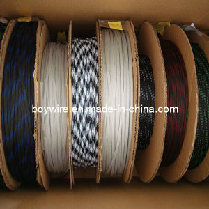 Braided Pet Expandable Nylon Sleeving pictures & photos