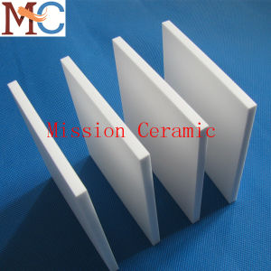 Thickness 40mm High Purity Wear-Resistance Alumina Ceramic Plate and Substrate pictures & photos