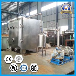 Pharmaceutical Vacuum Dryer for Crude Drug pictures & photos