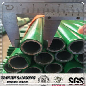 PE Coated Pipe Manufacturer for DIY Warehouse Equipment pictures & photos