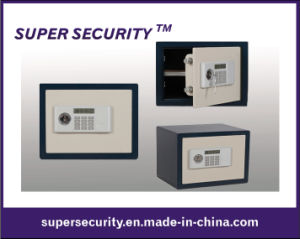 Small Electronic Safe Hidden in The Wall for Home Security (SJB-30L) pictures & photos