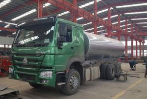 HOWO Water Tank Truck6X4 25000L