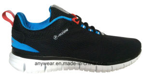 Women Gym Sports Running Footwear Comfort Walking Shoes (PM016016) pictures & photos