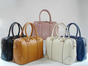 Latest Elegant Designs of Genuine Leather Handbags for Womens Collections pictures & photos