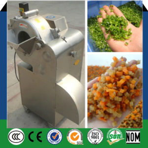 Automatic Electric Vegetable Cutting Machine Vegetable Dicer Machine pictures & photos