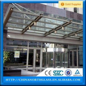 3mm/4mm/5mm/6mm/8mm/10mm/12mm/15mm/19mm Clear&Tinted Tempered/Toughened Glass pictures & photos