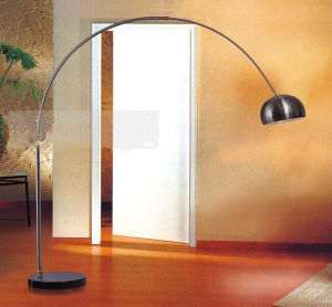 Guzhen Lighting Fishing Rotatable Floor Lamp with Goose Neck pictures & photos