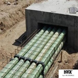 FRP Cable Casing Pipe Used for Infrastructure Establishment of Civil Aviation Airport pictures & photos