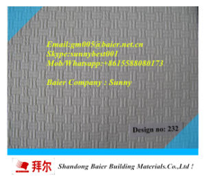 PVC Gypsum Ceiling Tiles / Ceiling Gypsum Board Price pictures & photos
