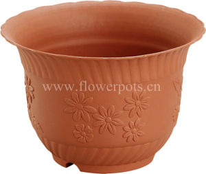 Decorative Plastic Flower Planter (KD3601-KD3604) pictures & photos